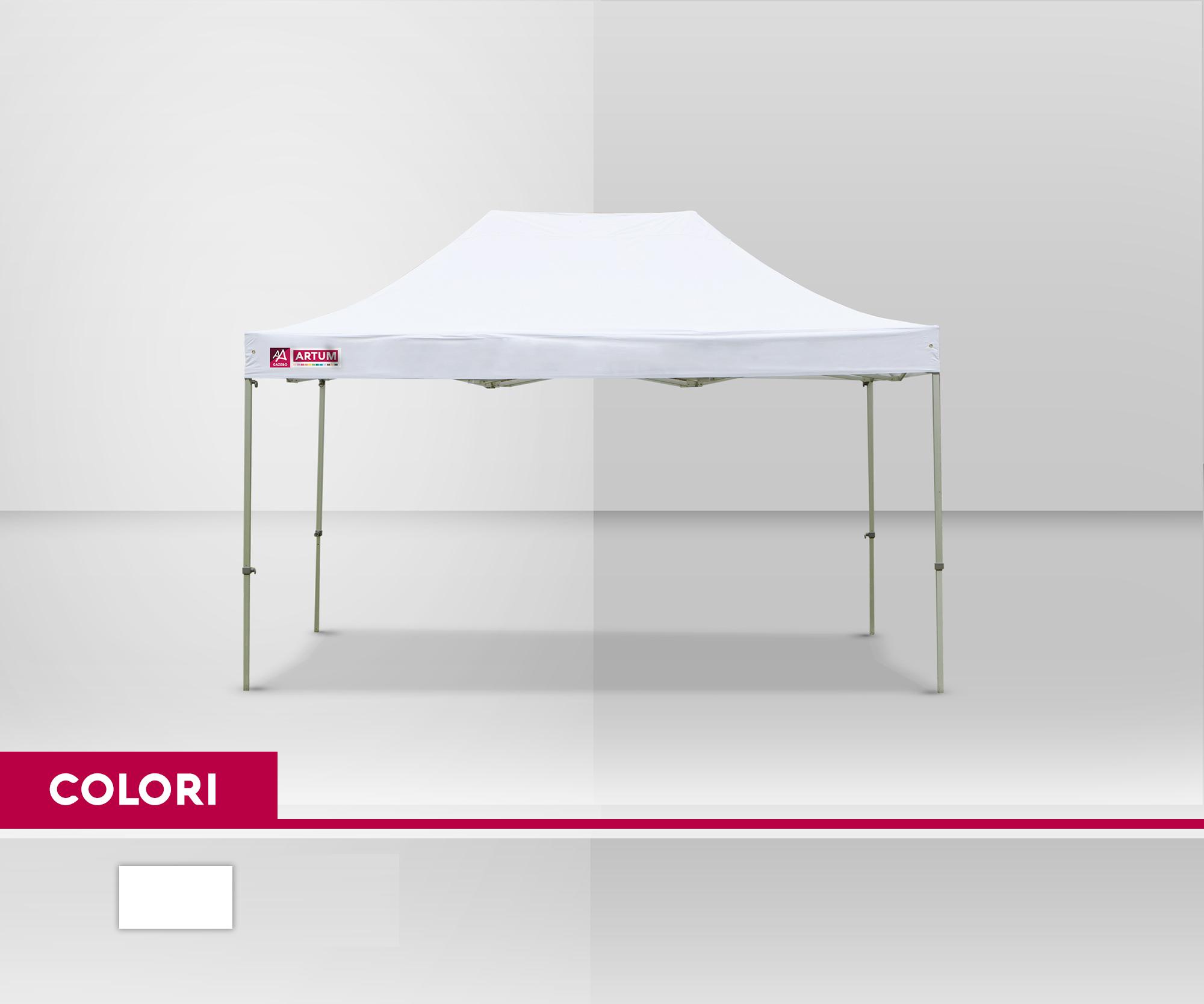 colore-Gazebo-Pieghevole-mt-4x6-Alluminio